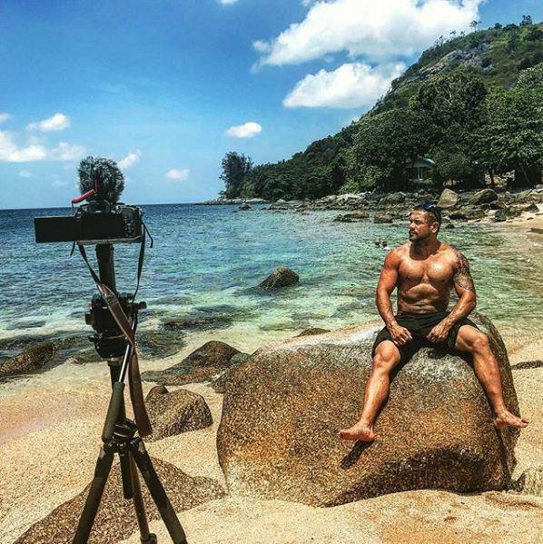 Kris Cantu Phuket
