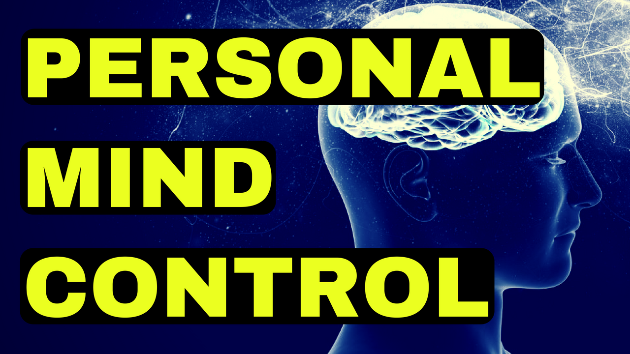 Personal Mind Control
