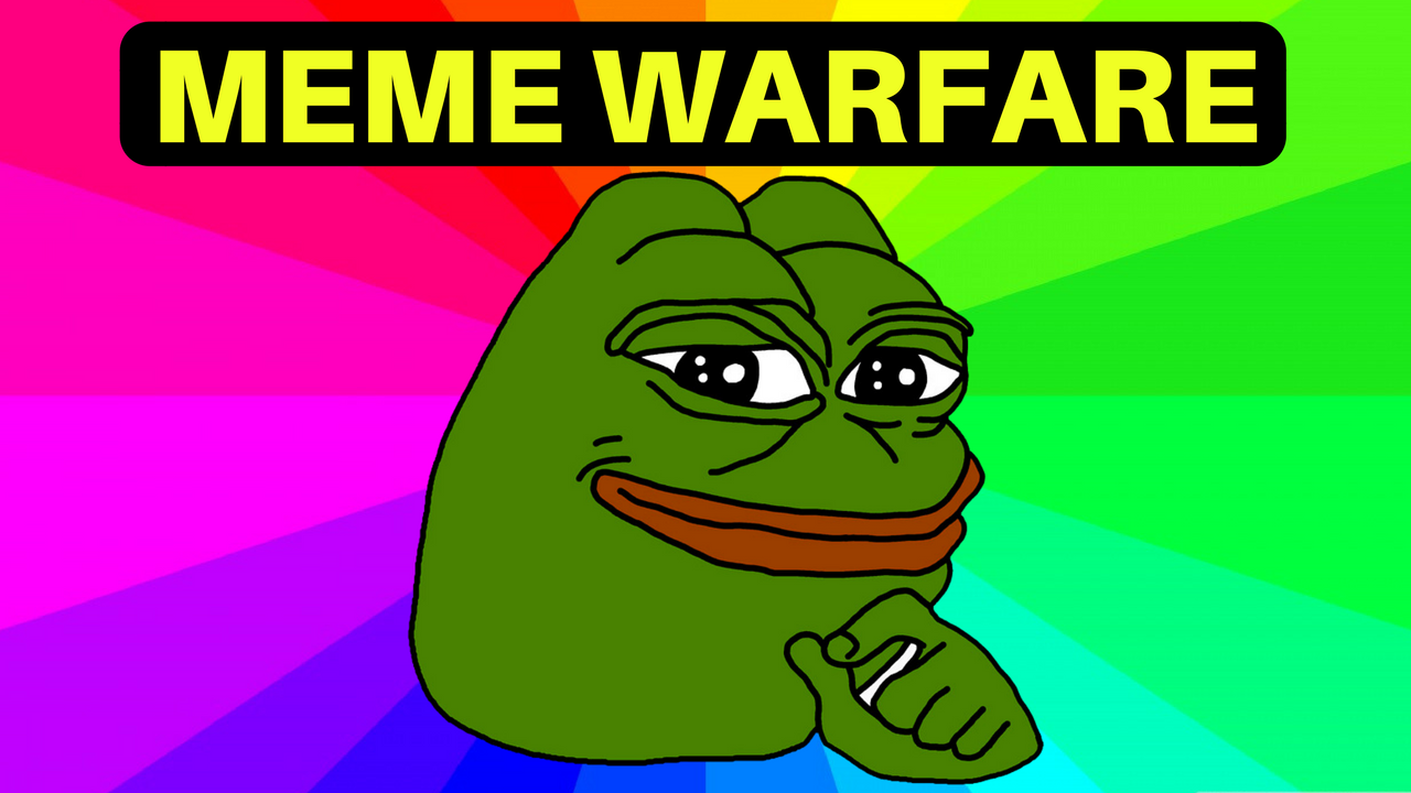 Meme Warfare
