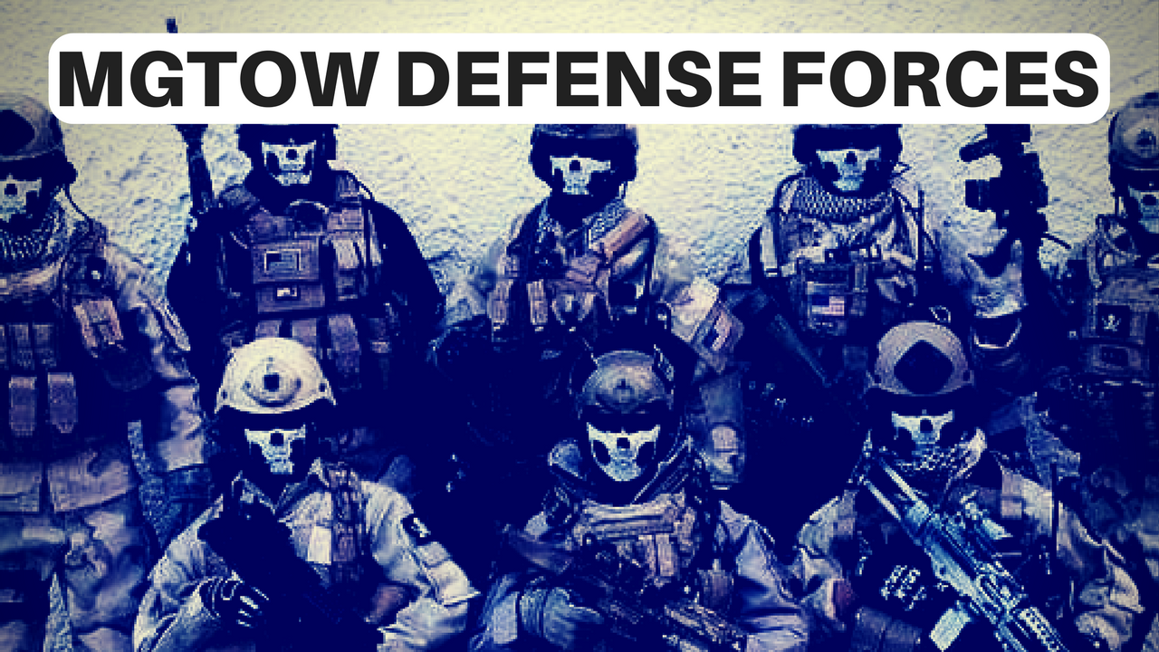 MGTOW Defense Forces