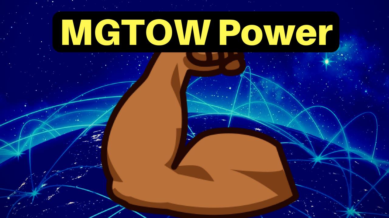 MGTOW Power