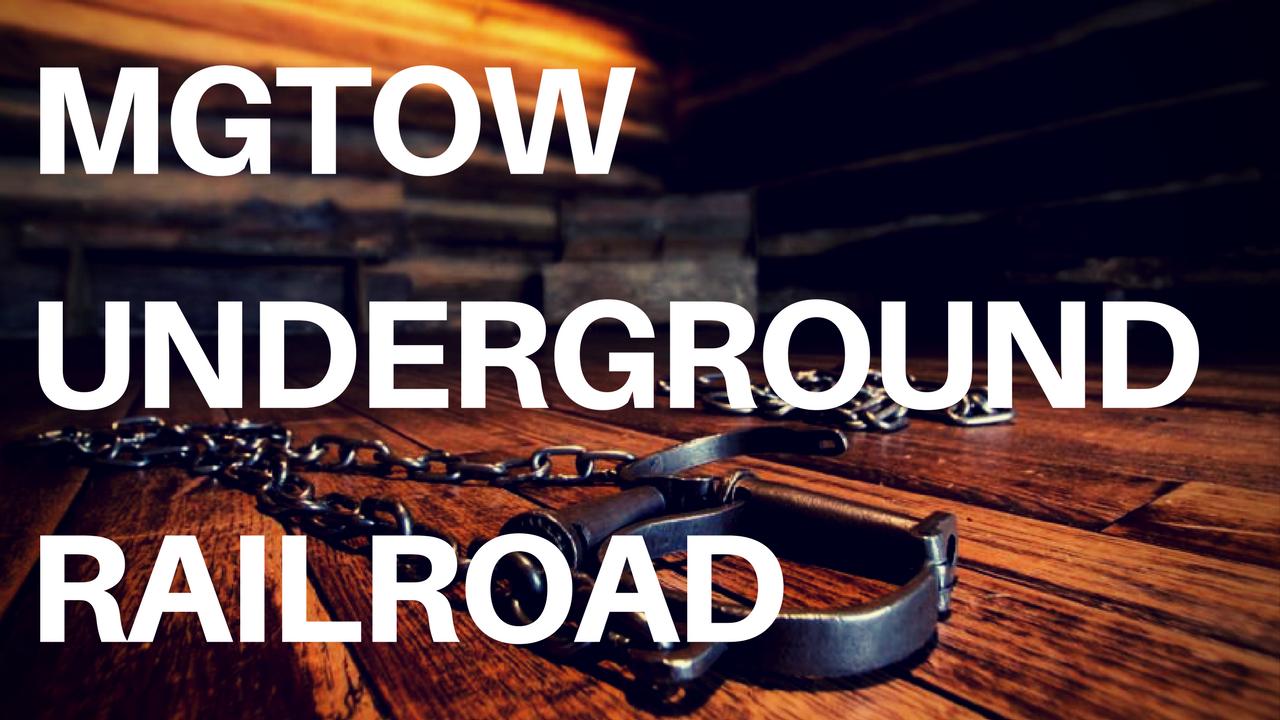 MGTOW Underground Railroad