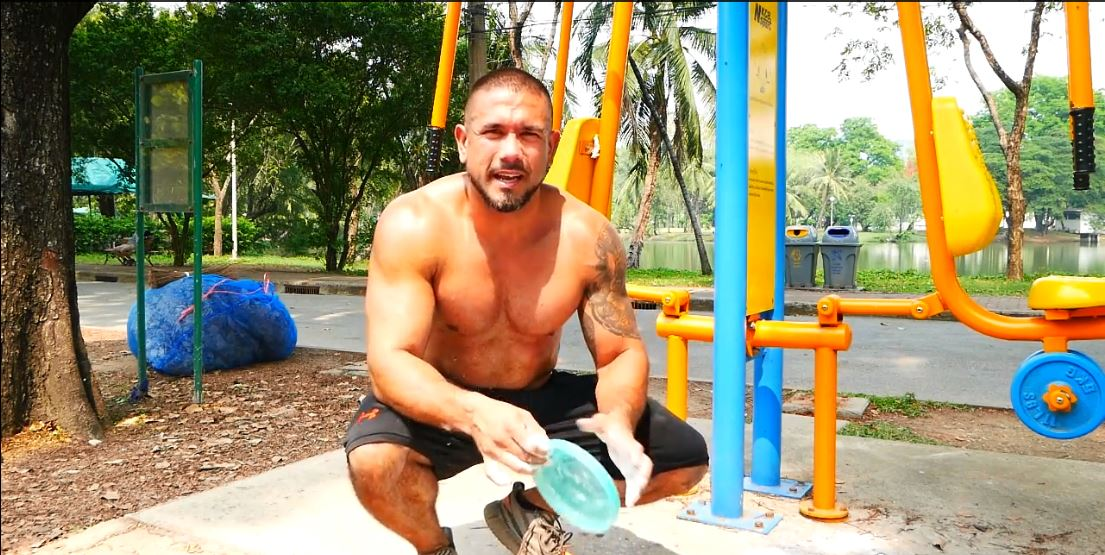 Lumphini Park Workout Routine